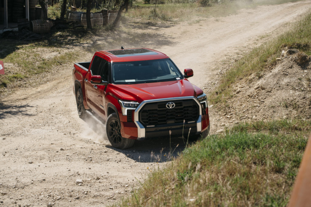 2022 Toyota Tundra review