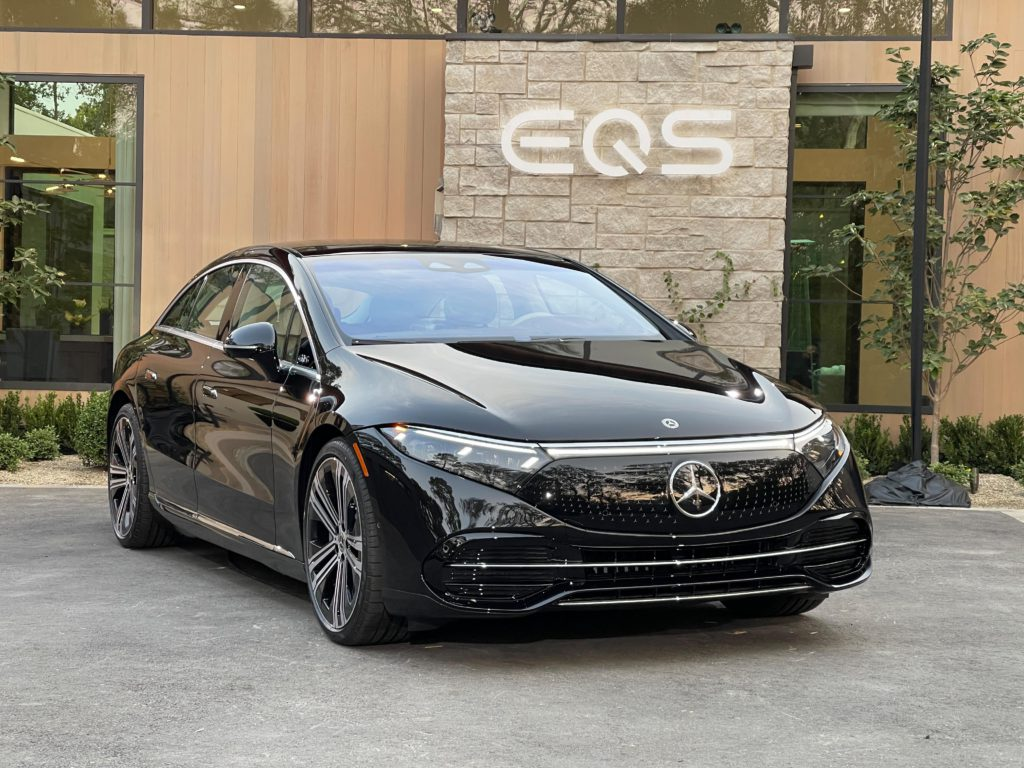 2022 Mercedes-Benz EQS 580 4Matic review