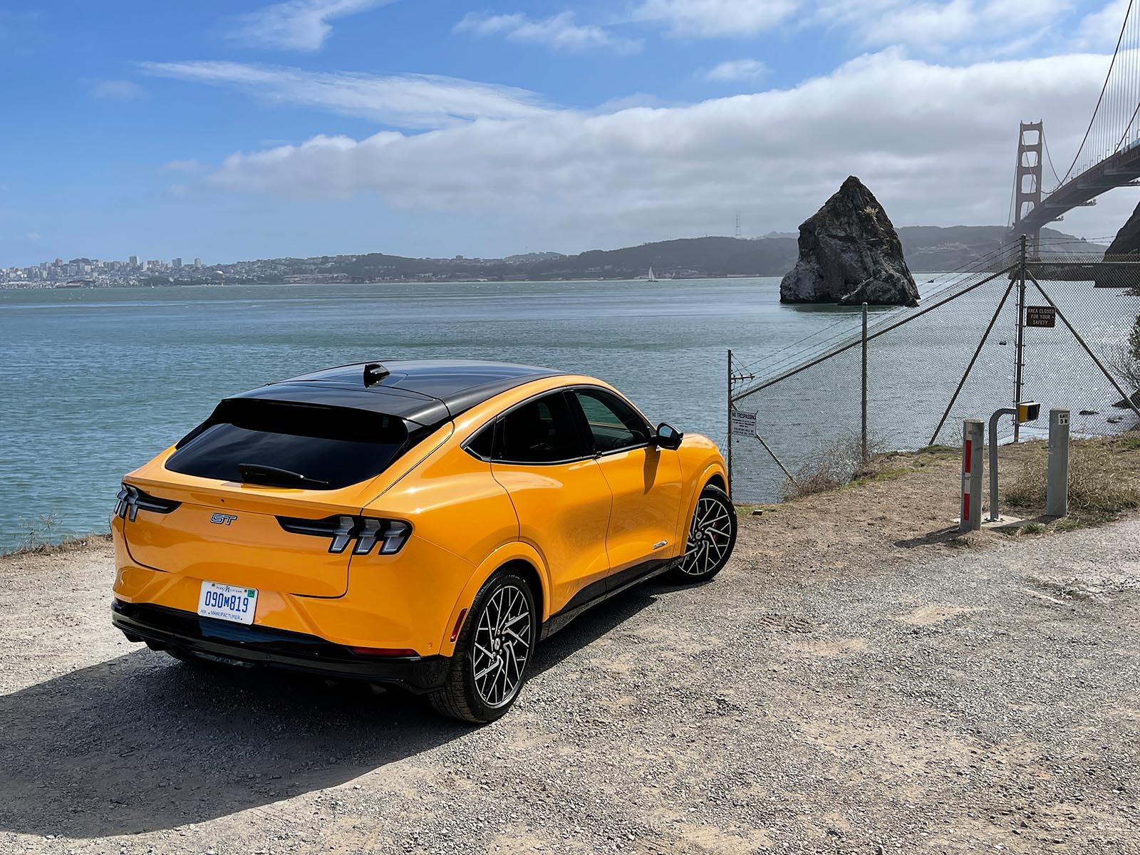 2022 Mustang Mach-E GT