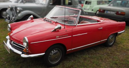 Obscure cars NSU Spider