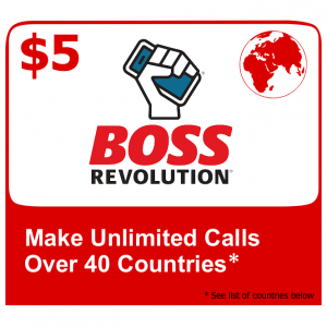 boss revolution $5 unlimited plan
