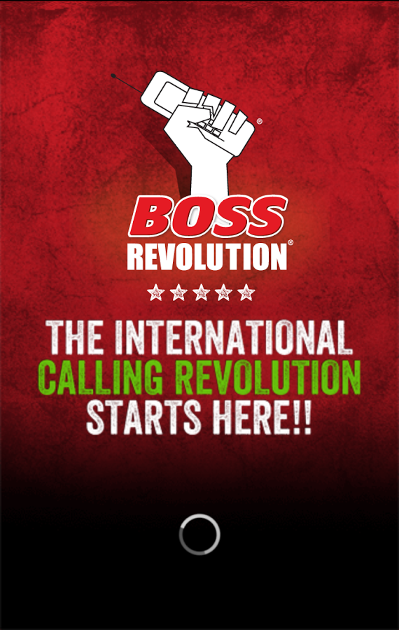 boss revolution calling card