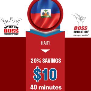 BR Haiti $10 plan