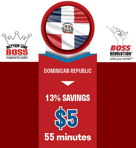BR Dominican Republic plan