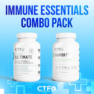 CTFO Immune Essentials Combo Pack