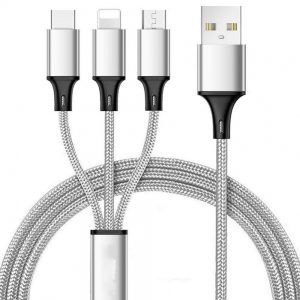 3in1_USB_Braided_Cable_Silver