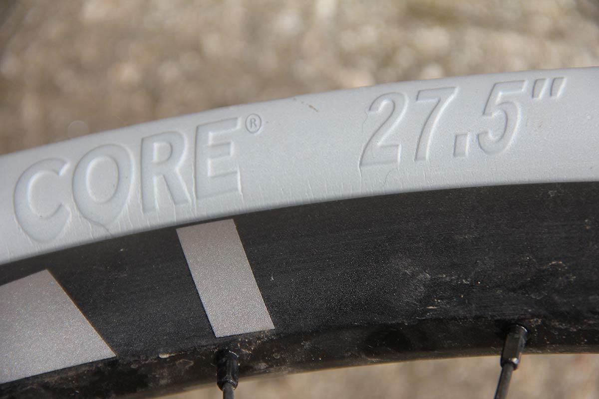 cushcore pro mtb tire insert reduces arm pump