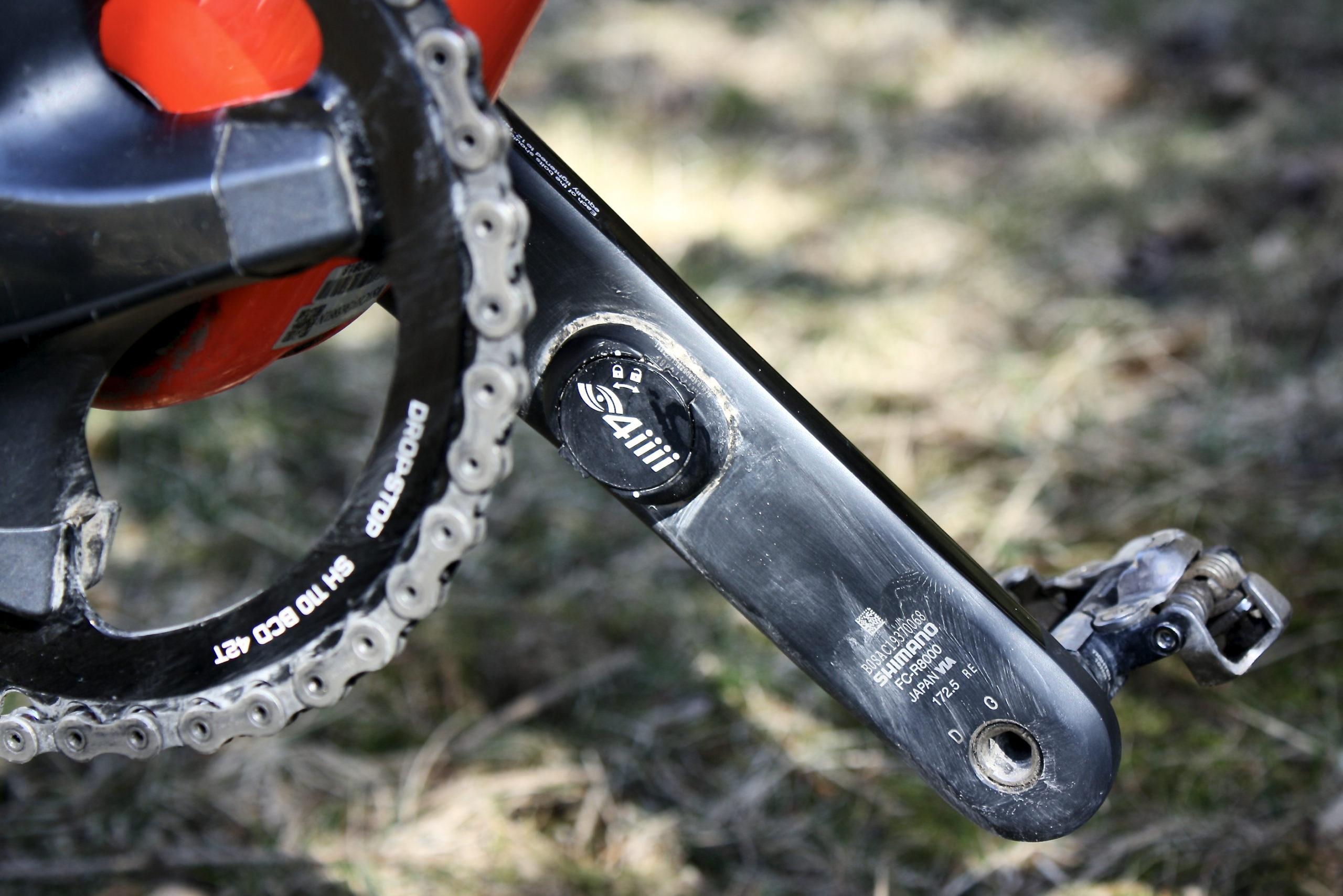 Best Mountain bike power meters 4iii Installed