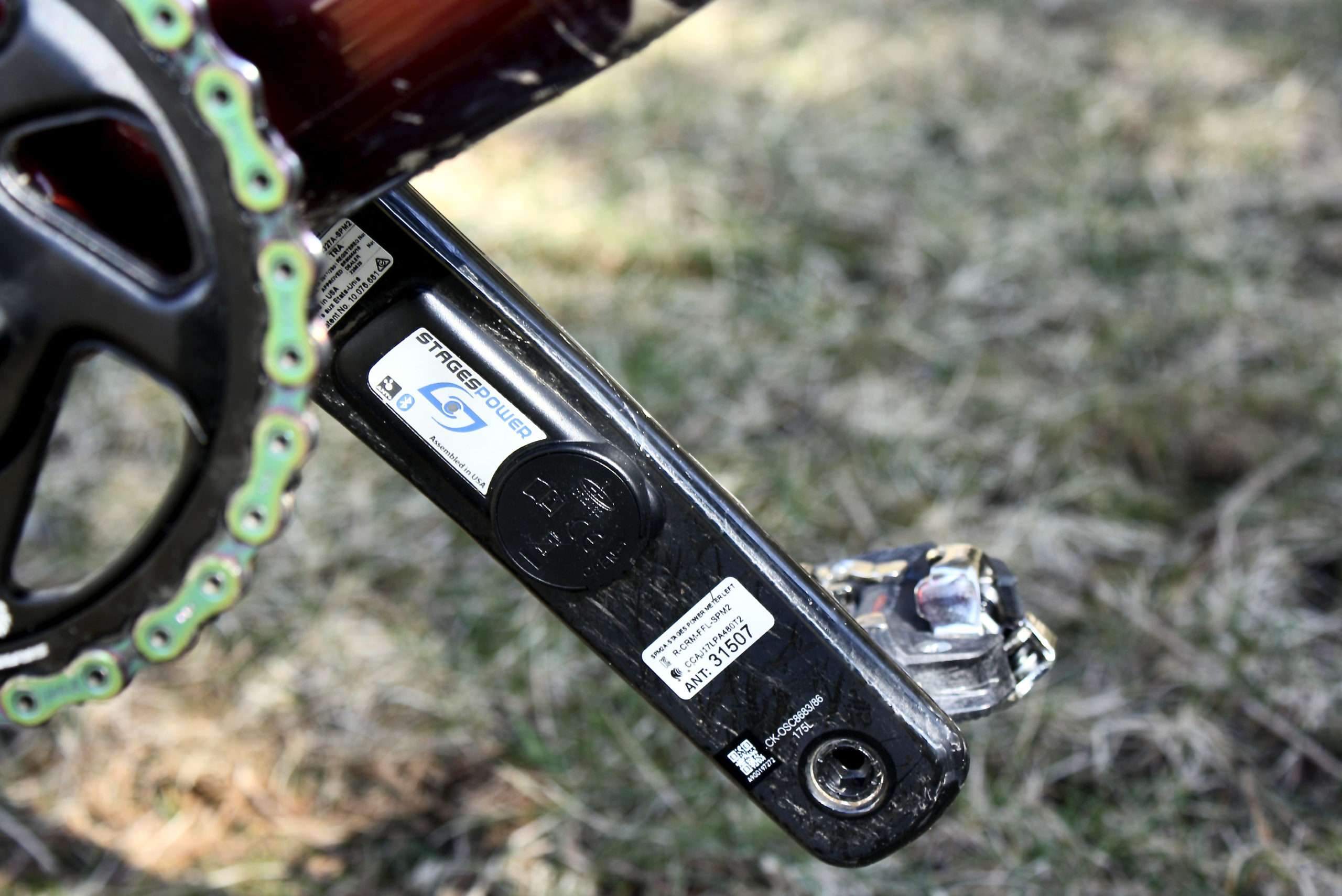 Best Mountain bike power meters Stages Off
