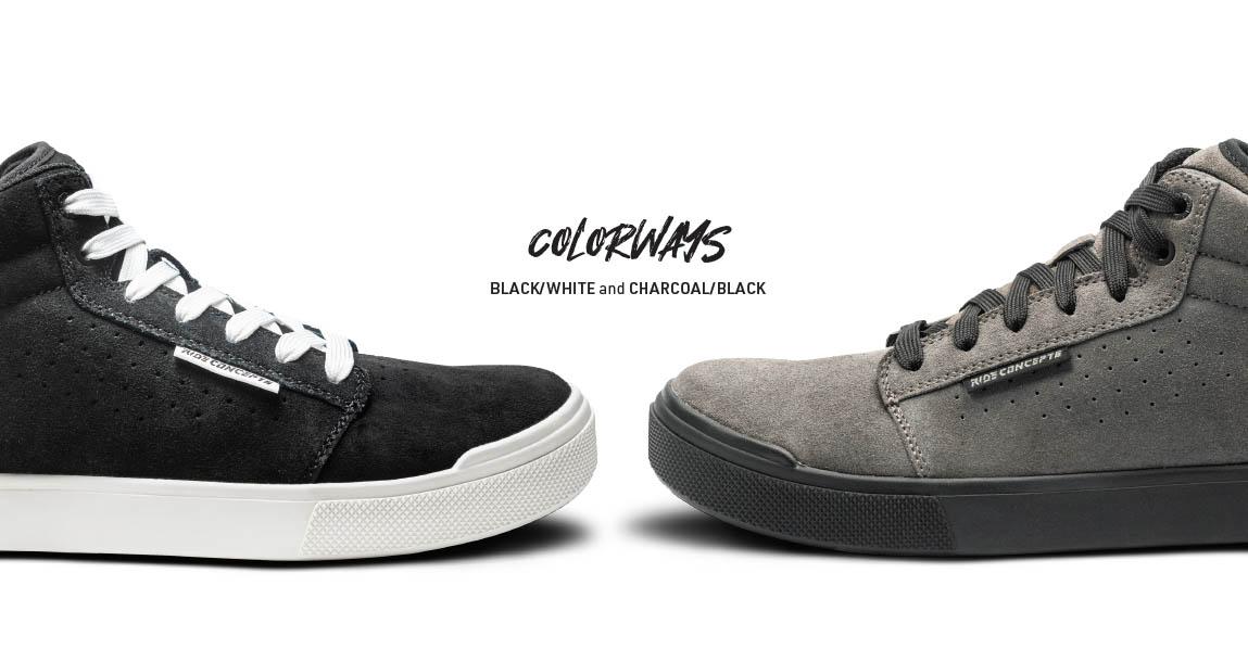 Ride Concepts Vice Mid shoe colors