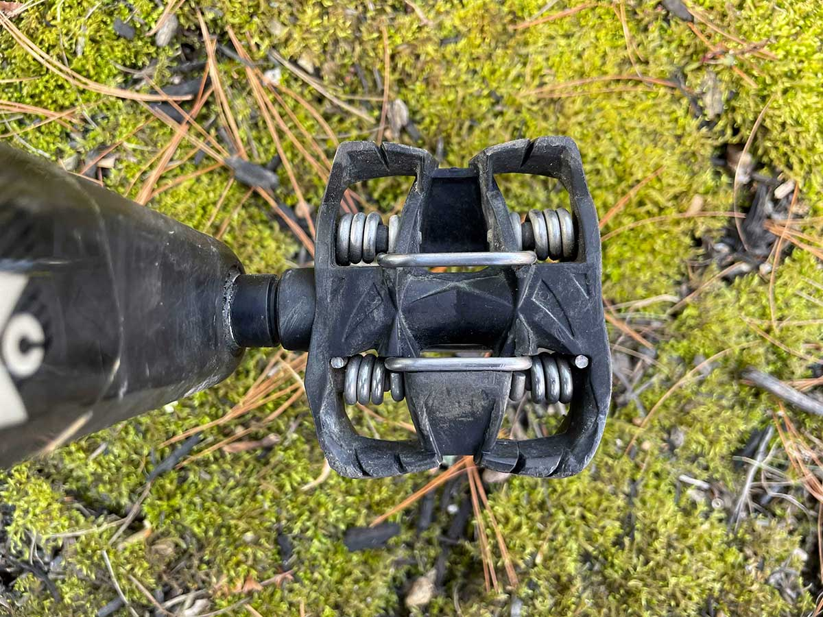 time mx 8 mountain bike pedals