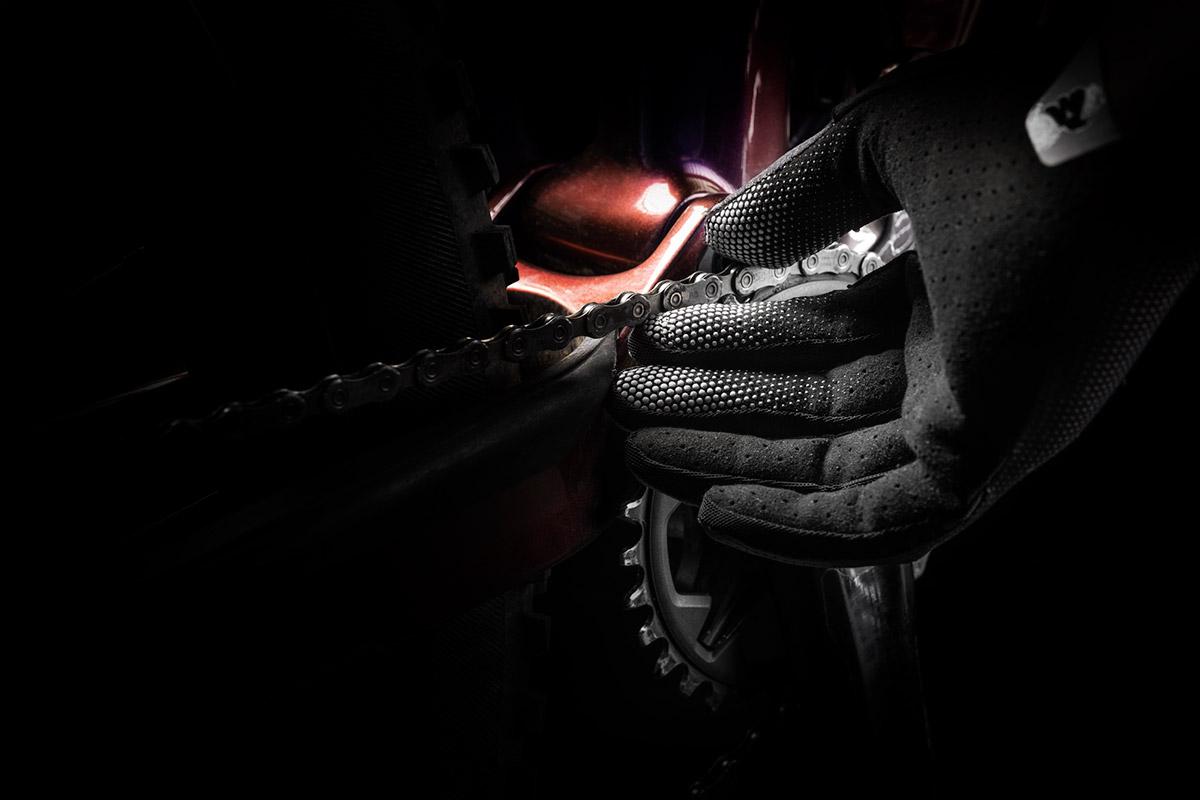 bluegrass vapor lite emtb gloves black palm