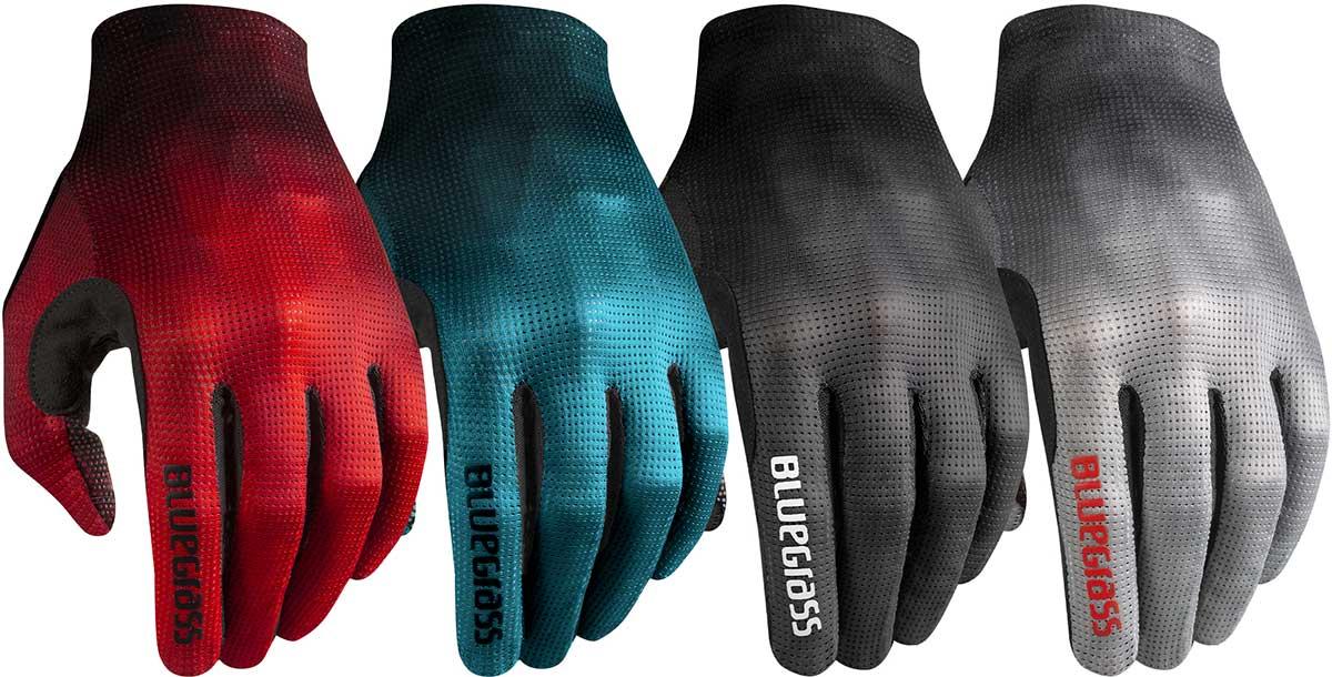 bluegrass vapor lite mtb gloves all colors