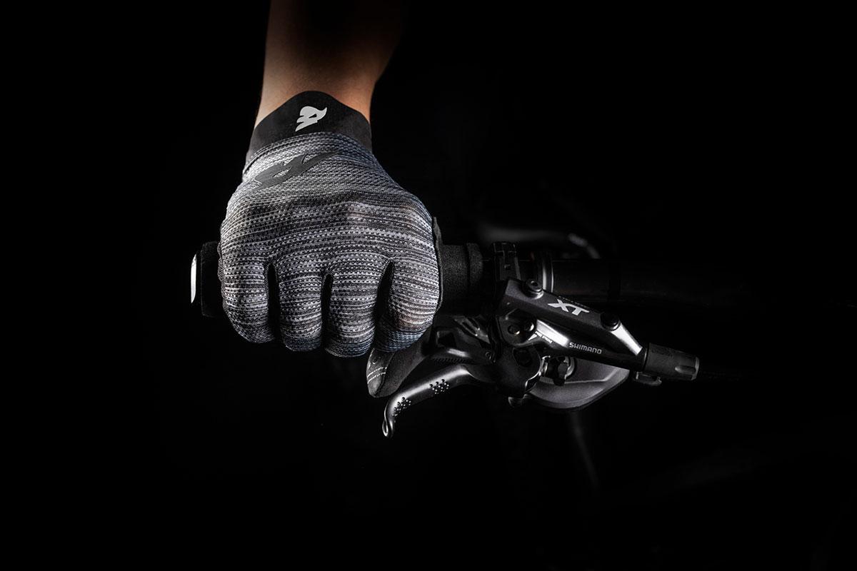 bluegrass union gloves for mountain biking