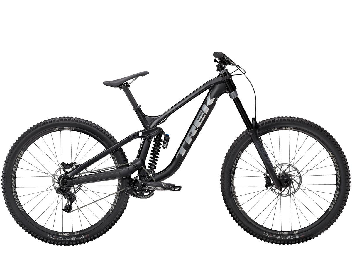 Trek Session DH high pivot 2021 complete bike