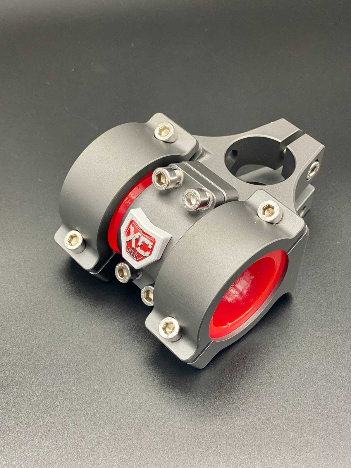 xc gear hammerhead 360 vibration damping mtb stem