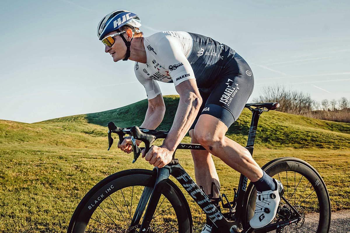 Selle Italia Flite Boost Pro Team Kit Carbonio Superflow road saddle, Andre Greipel