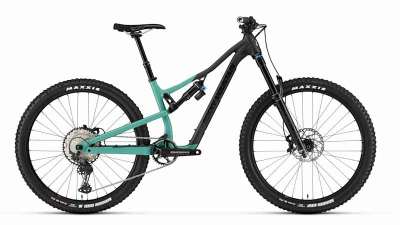 Rocky Mountain Bikes 2021 Instinct Alloy 50