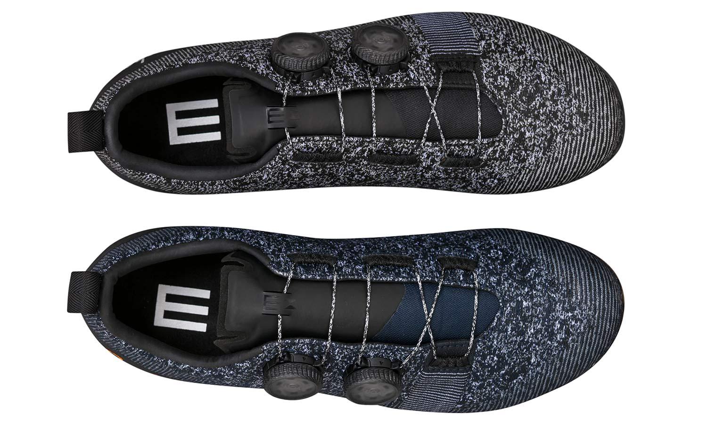 Rapha Explore Powerweave carbon-soled gravel bike shoes,top view