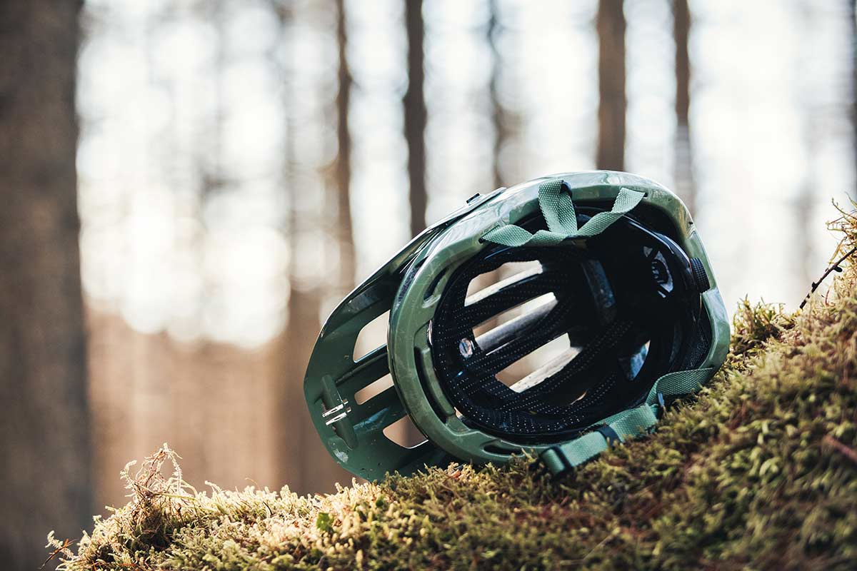 scott stego plus mips helmet mountain biking open face lid