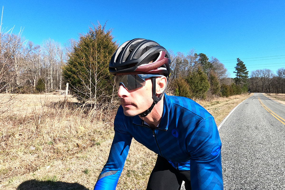 specialized prevail 2 vent road bike helmet review