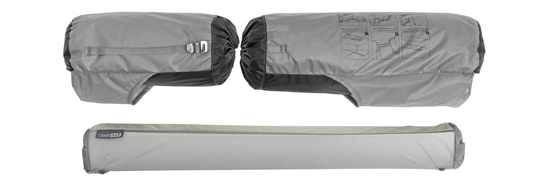 Sea to Summit Alto and Telos TR lightweight tents, Tension Ridge modular 3-season ultralight bikepacking tent,FairShare stuff sack