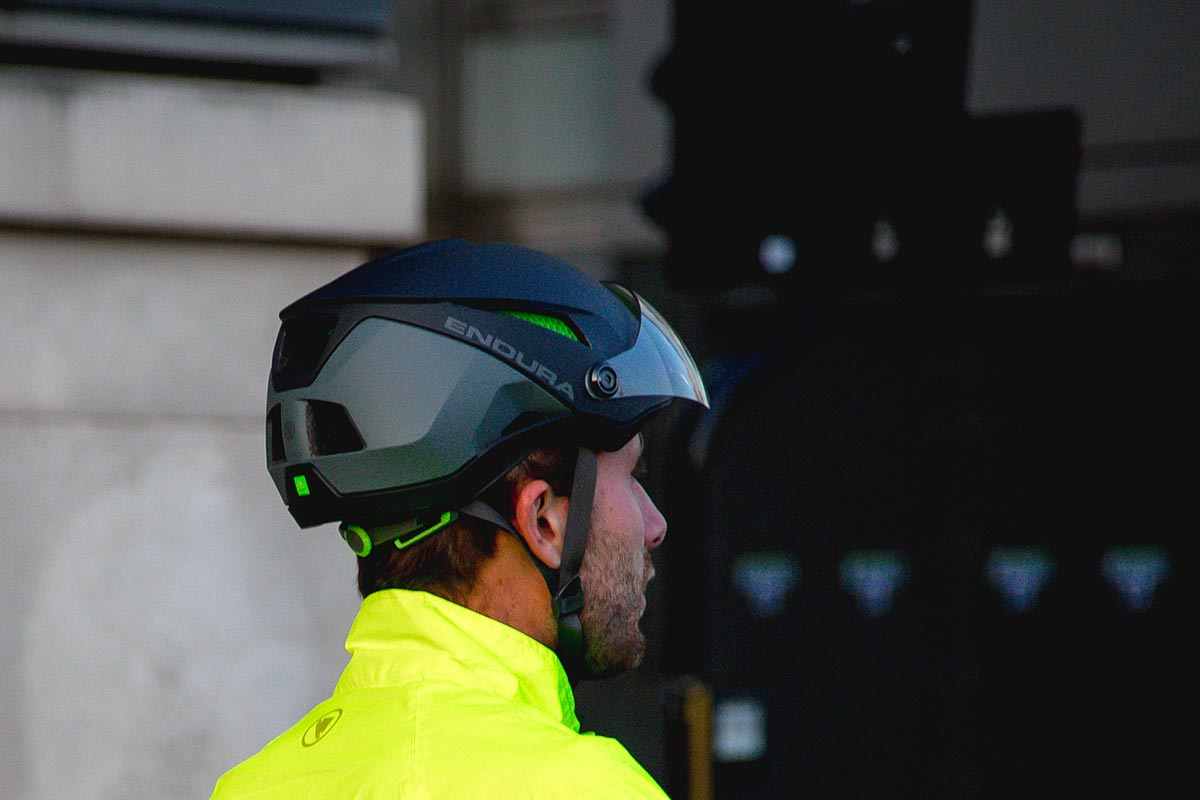 endura speed pedelec commuter helmet ebike