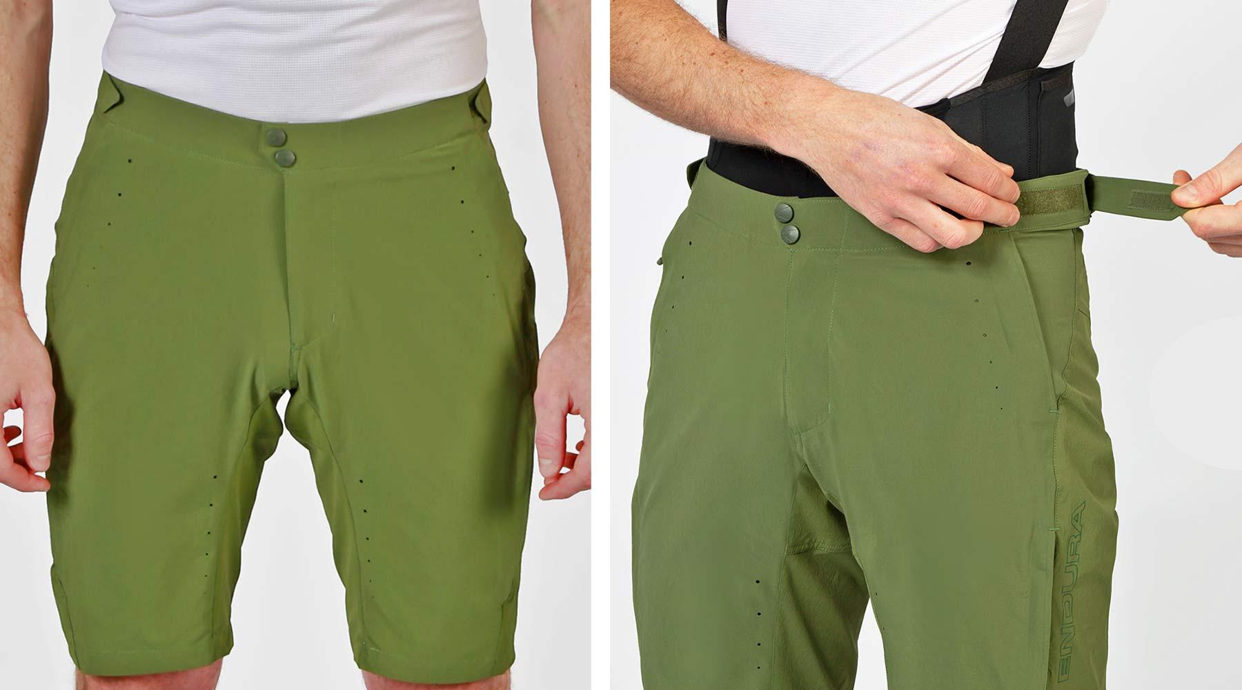 Endura GV500 Gravel Collection clothing, Dirty Reiver & Aberfoyle off-road-ready cycling kit,Foyle shorts
