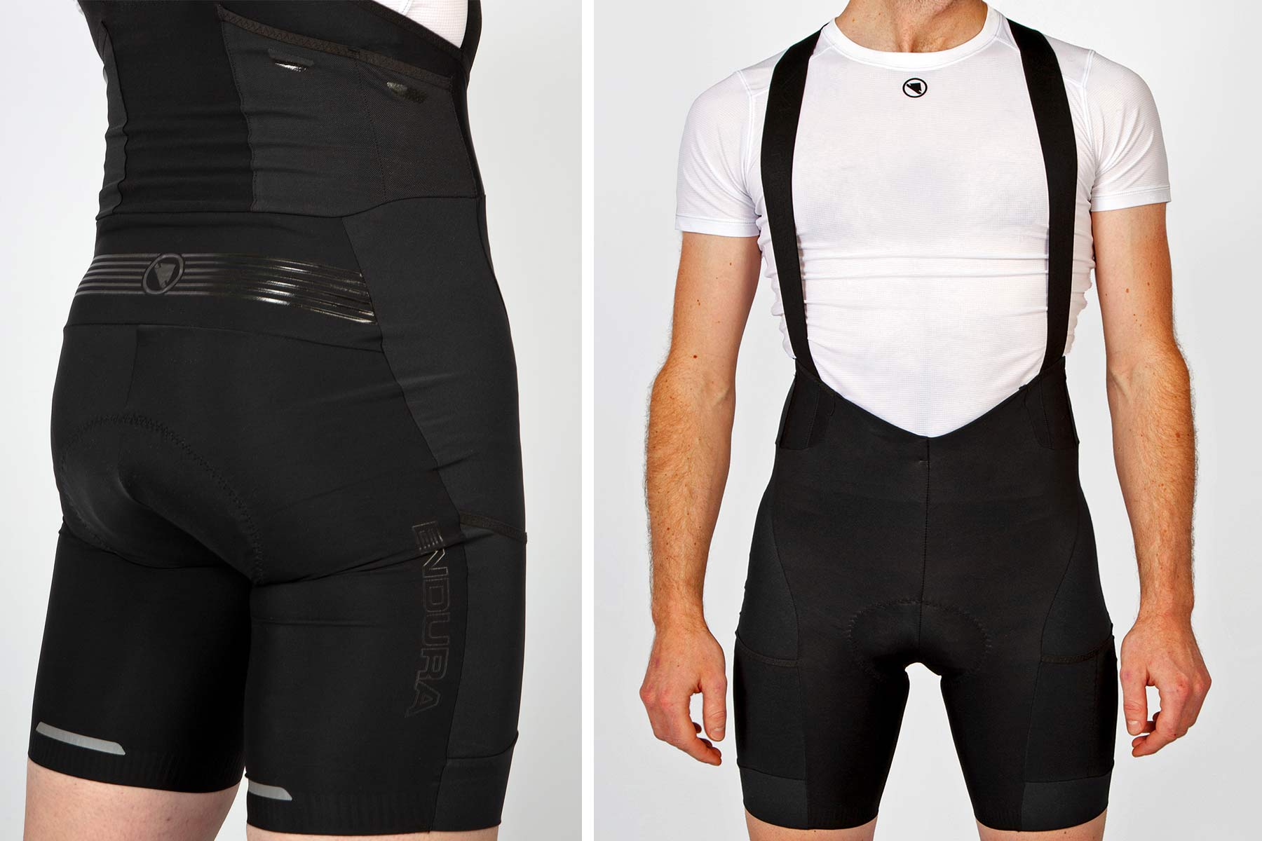 Endura GV500 Gravel Collection clothing, Dirty Reiver & Aberfoyle off-road-ready cycling kit,Reiver bibs