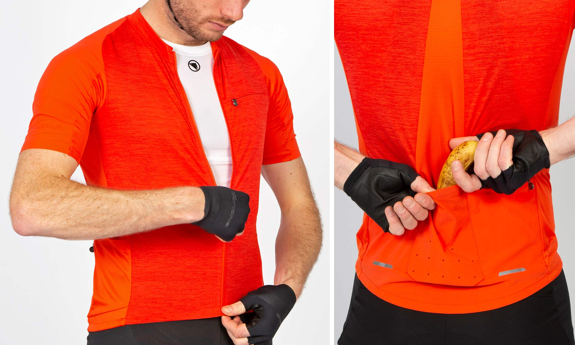 Endura GV500 Gravel Collection clothing, Dirty Reiver & Aberfoyle off-road-ready cycling kit,Reiver jersey