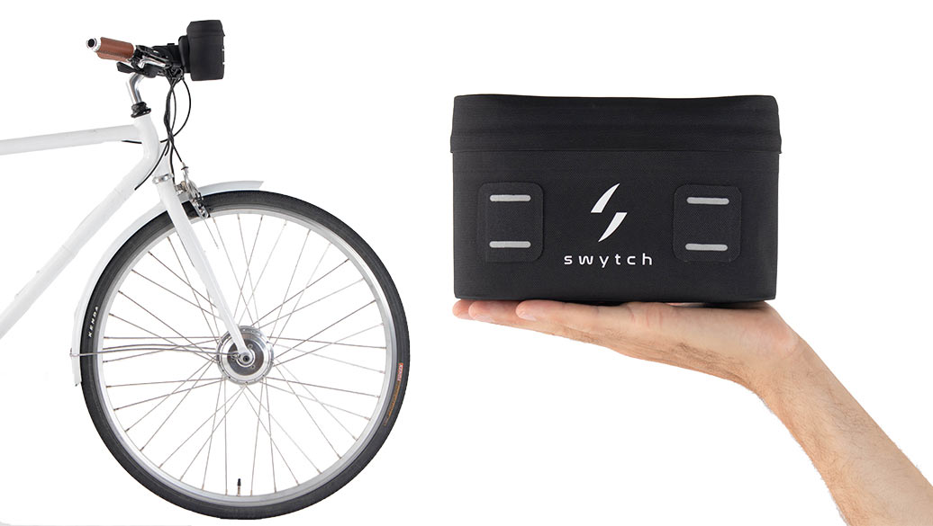 swytch bikes e-bike conversion kit