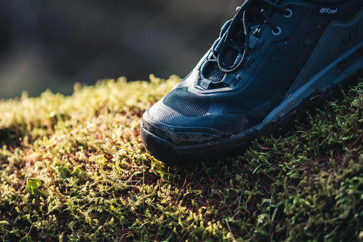specialized rime mtb flat pedal shoes laces