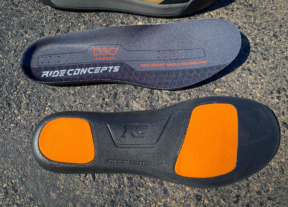 Ride Concepts Hellion Elite insole