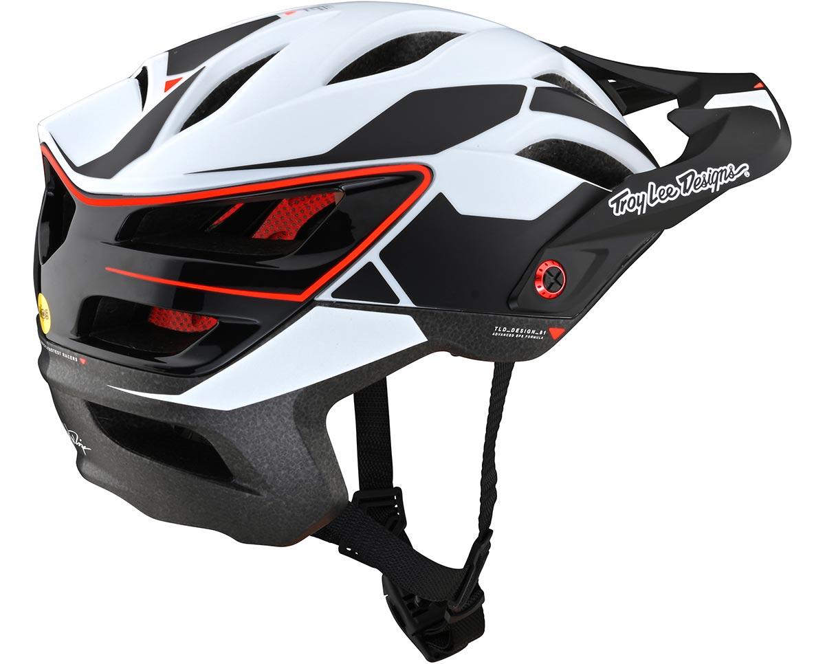 troy lee designs a3 mountain bike helmet white