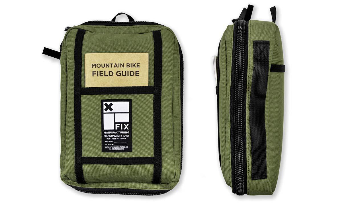 Fix Mfg MTB Field Kit, trailside mobile mountain bike setup tools, toolkit
