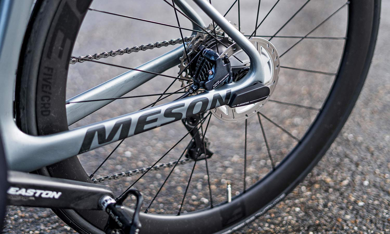 Isaac Meson X Classified 1x aero road bike, wireless electronic internal gear hub 2x11 carbon road race bike,NDS chainstay