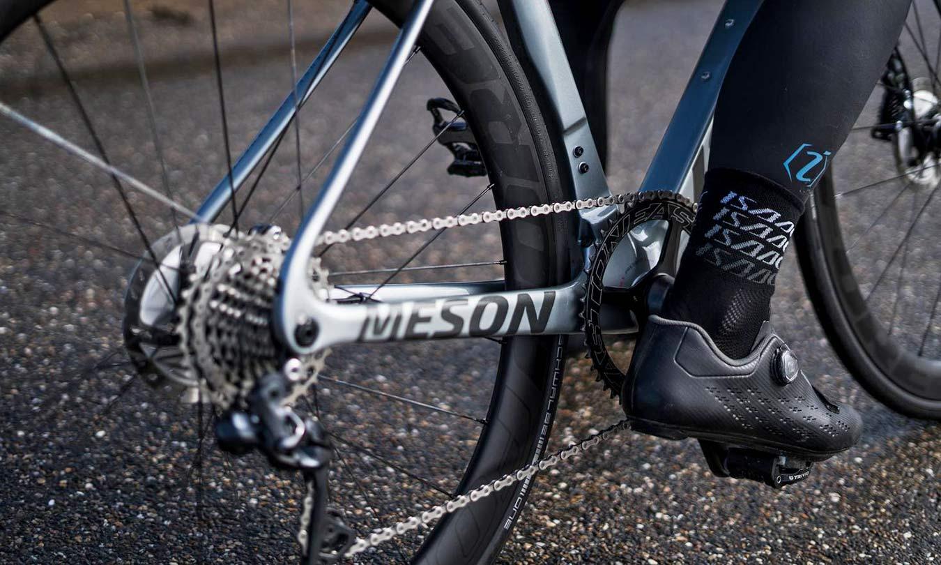 Isaac Meson X Classified 1x aero road bike, wireless electronic internal gear hub 2x11 carbon road race bike,detail