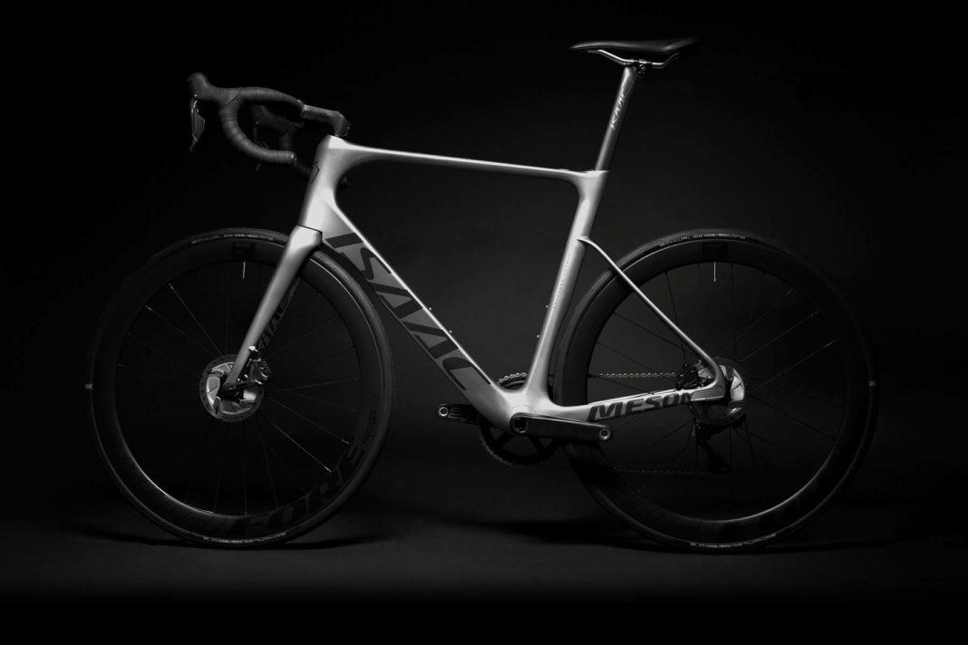 Isaac Meson X Classified 1x aero road bike, wireless electronic internal gear hub 2x11 carbon road race bike,NDS teaser