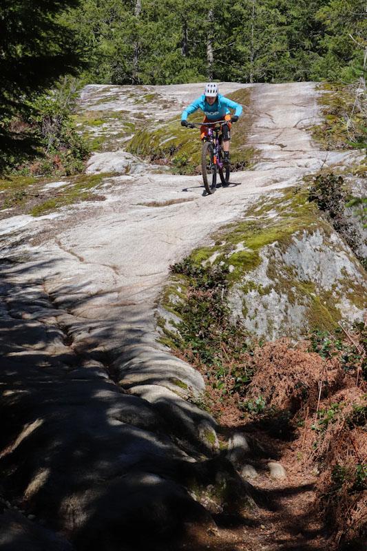 2021 Knolly Fugitive 138, Steve Fisher, rock slab, Squamish