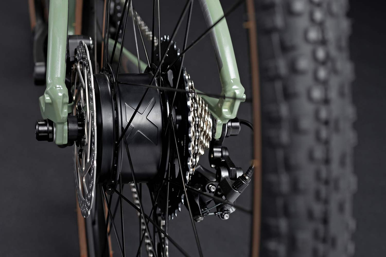 Cannondale Topstone Neo SL lightweight affordable alloy gravel e-bike,ebikemotion X35+ hub motor
