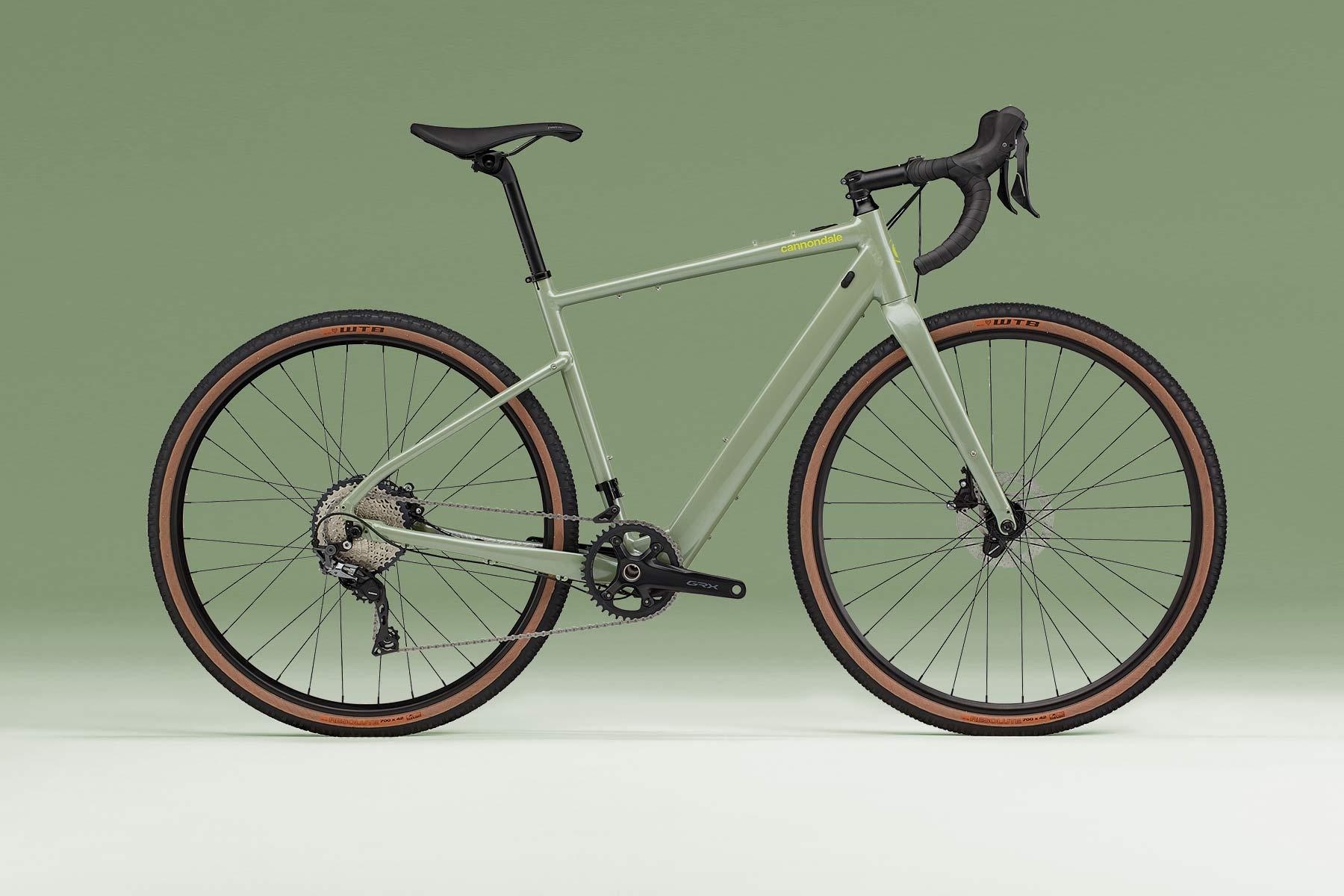 Cannondale Topstone Neo SL lightweight affordable alloy gravel e-bike