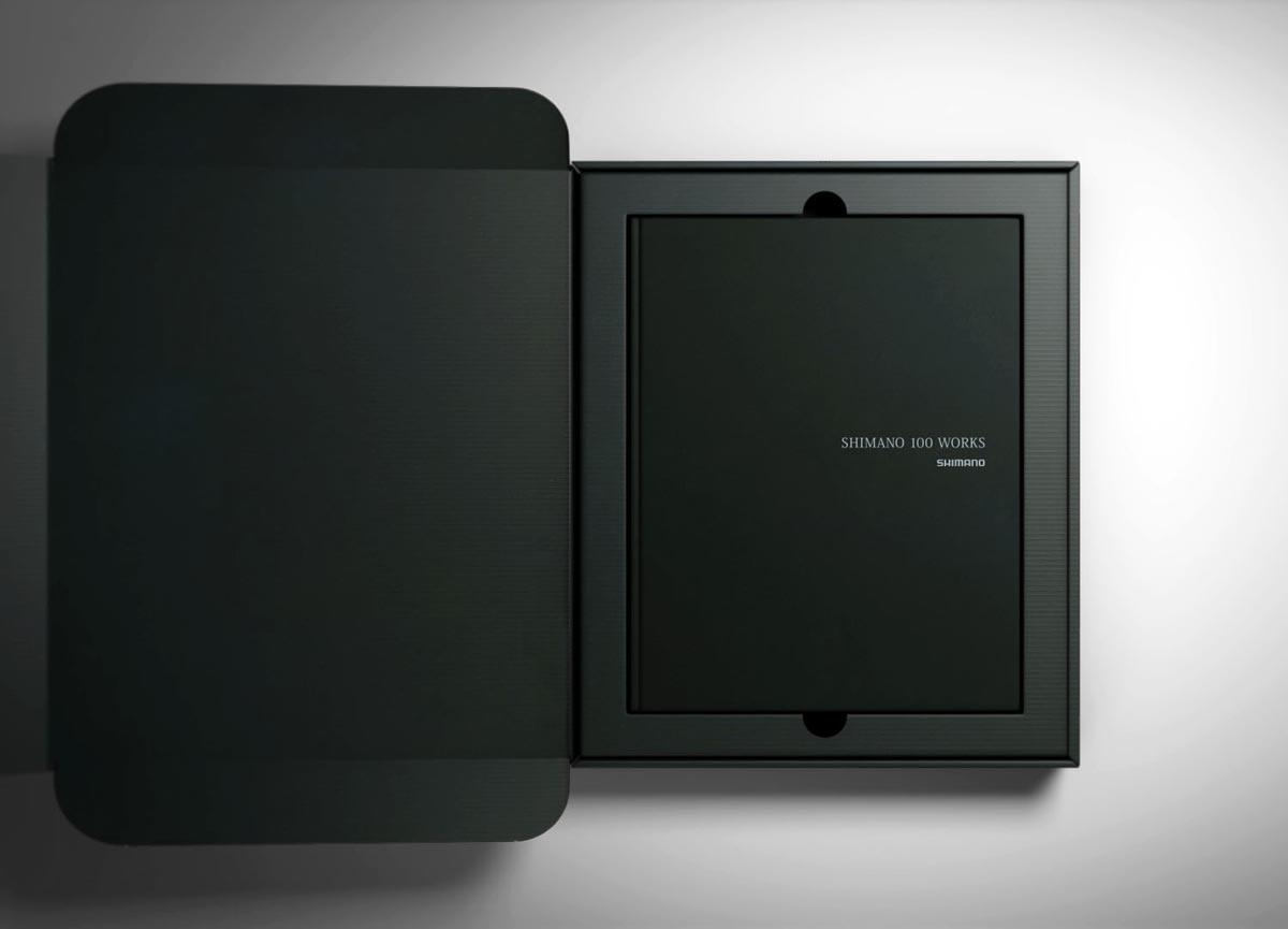 Limited Edition Photo book Shimano centennial