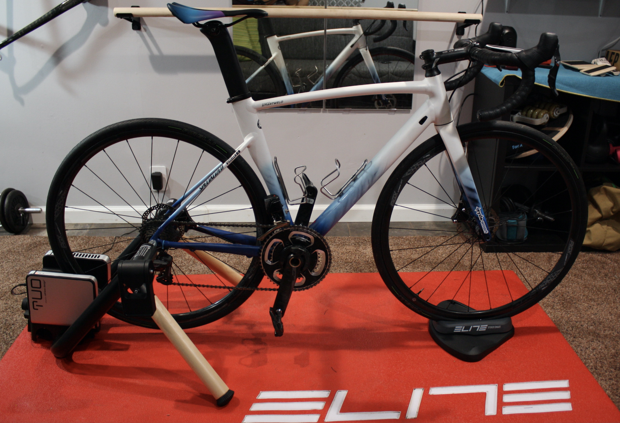 Elite Tuo Trainer Review full view