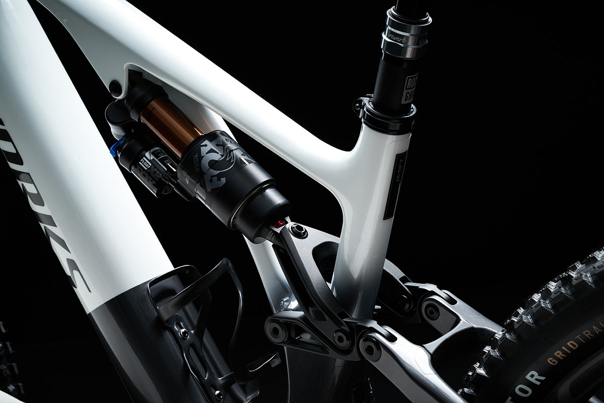 2021 specialized turbo levo third generation eMTB rear shock
