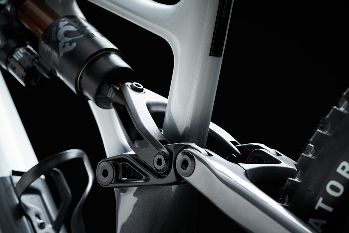 2021 specialized turbo levo third generation eMTB rear linkage