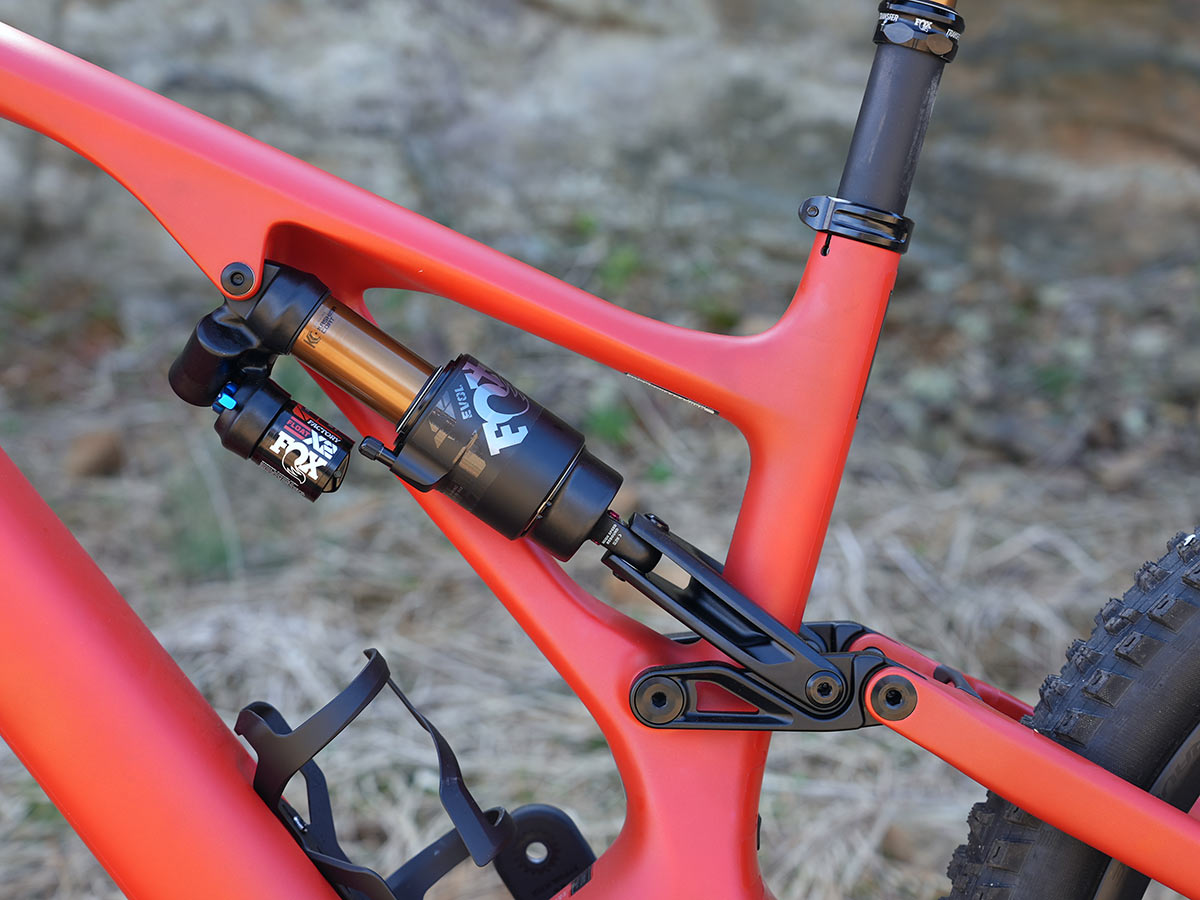 specialized turbo levo rear shock fully inflated