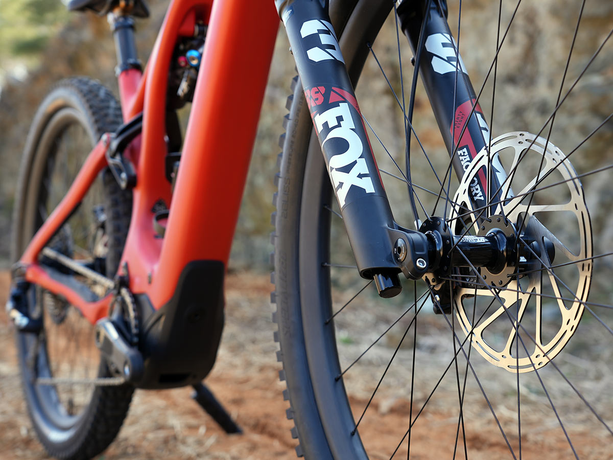 specialized turbo levo fox 38 e-bike fork