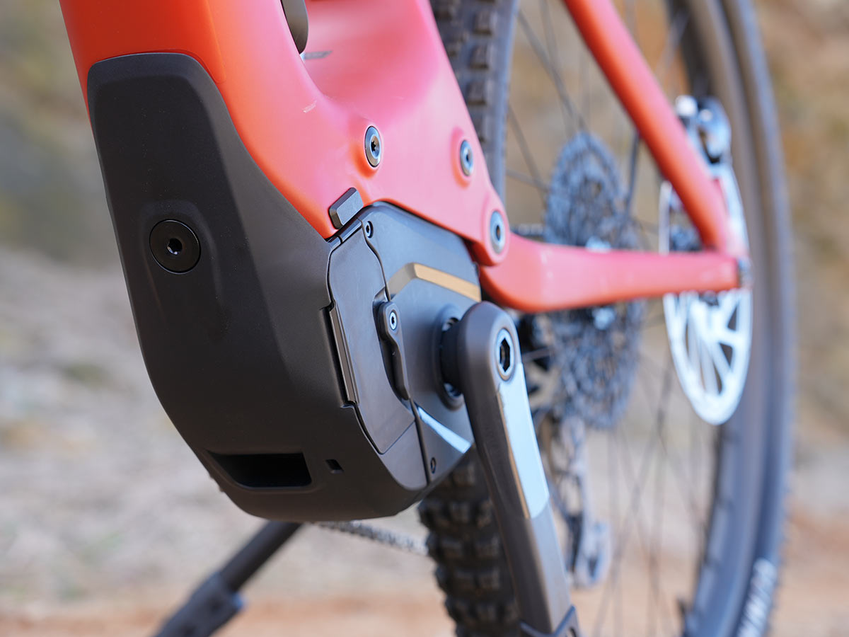 specialized turbo levo motor cover