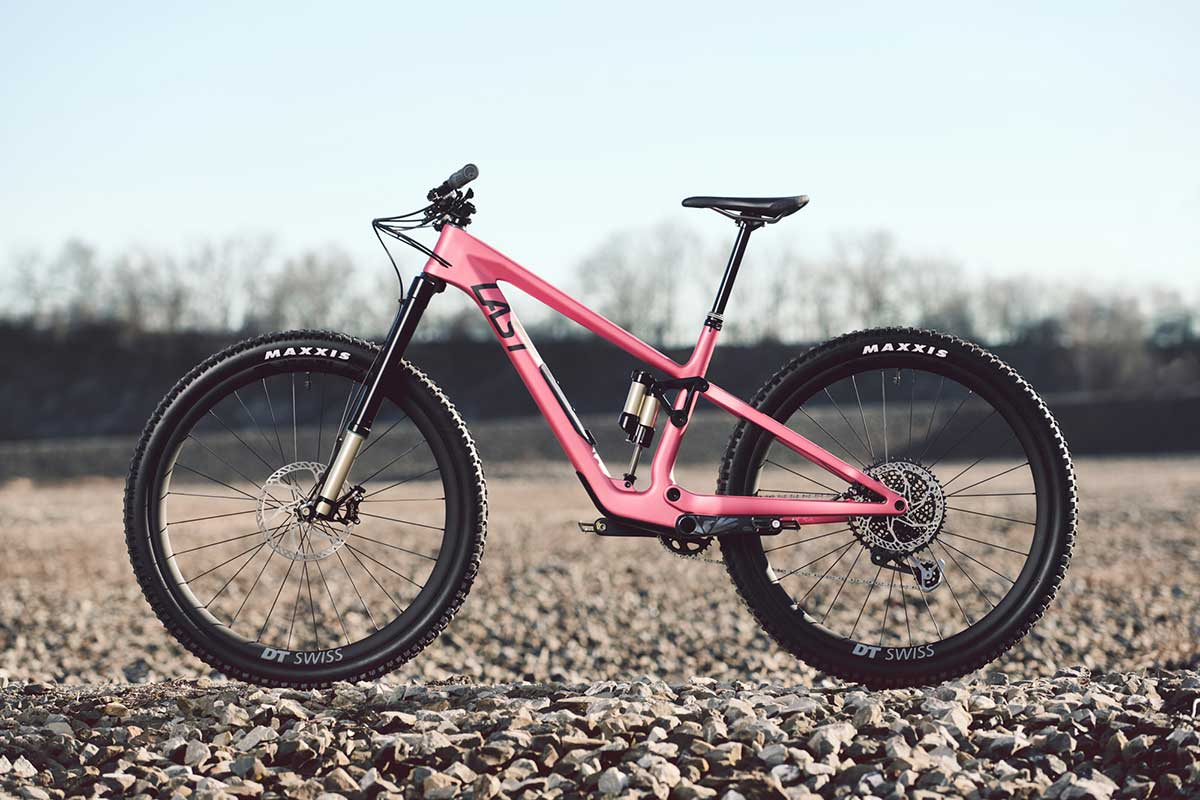 last cinto flex pivot suspension mountain bike