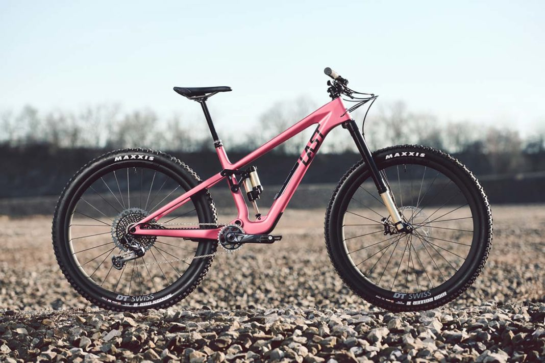 last cinto 29er carbon mountain bike made in germany